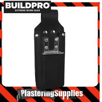 BuildPro Chisel and Steel Nipps Leather Holder Frog LBFHNFS