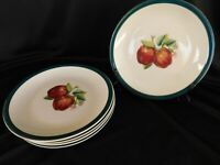 China Pearl CASUALS APPLE Salad Plate 1 of 5 available have more to set
