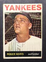 ROGER MARIS 1964 Topps (#225) NEW YORK YANKEES