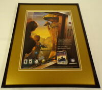 Uru Ages Beyond Myst 2003 Framed 11x14 ORIGINAL Advertisement