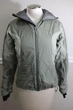 (z) ARC'TERYX Women's Olive Green Waterproof Jacket Size XS (co500