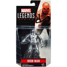 Marvel Legends 3 3/4 Iron Man Action Figures - In Stock