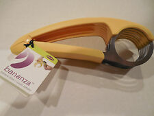 Chef'n Bananza Hand Held Banana Slicer Chefn from Williams-Sonoma NEW WITH TAGS