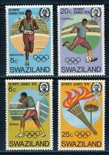 Swaziland - Montreal Olympic Games MNH Set (1976)