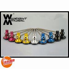WM drum pedal head Bass Kick Drum Beater Percussion Hammer  Aviation Aluminum