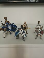 Papo Horse And Knights. Bundle