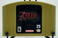 The Legend of Zelda: The Missing Link | Rare Nintendo 64 Golden Cartridge!