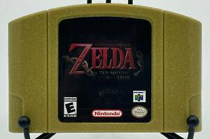 The Legend of Zelda: The Missing Link | Rare Nintendo 64 Golden Cartridge!