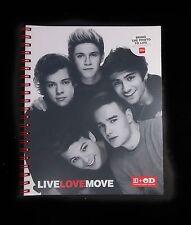 One Direction Notebook School Supplies Original Office Depot 1D NEW