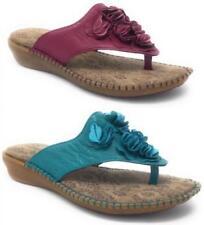 Wedge Flip Flops Plus Size Sandals & Beach Shoes for Women