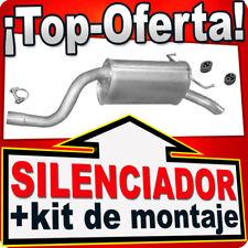 Silenciador Trasero FIAT IDEA LANCIA MUSA & YPSILON 1.4 8V/16V DESDE 2003 BCT