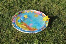 Baby Wasser-Spielmatte Kleiner Stern 50cm Indoor Outdoor Kinder Wasser-Matte