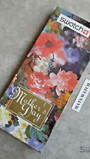 SWATCH-SPECIAL++MOTHER´S DAY 1995(ROSATHEA)++ITAPACK7+NEU/NEW