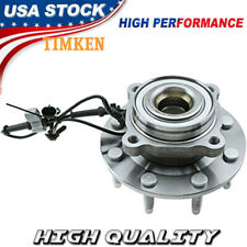 Timken Front Wheel Hub Bearing Assembly 8 Stud Fits 07-10 Chevy Silverado 2500HD