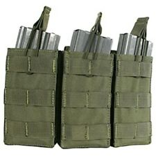 CONDOR OUTDOOR MA27-001 MOLLE Triple Open-Top Porte Chargeur 5.56 MA/M16 Mag OD