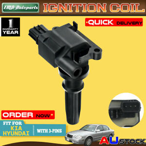 Ignition Coil for Hyundai Sonata Santa FE Kia Optima Sorento 2.0/2.4L 1998-2006