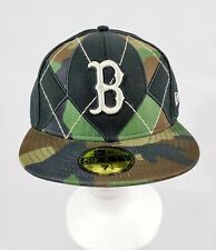 New Era 59Fifty Fitted Cap Authentic Boston Red Sox 7 1/8 Camo