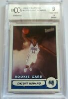 Dwight Howard Rookie Card Topps #220 NBA 2004/05 Basketball Card BCCG 9 RC