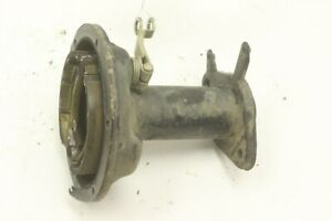 Can-Am DS 90 04 Axle Carrier Rear W  Brake Backing Plate A43101145001 25209