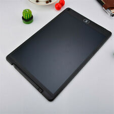 "Kids 12"" LCD Drawing Tablet Portable Writing Pad Graphic DIY Painting Board"