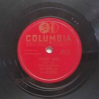 Kay Kyser And His Orchestra, Pushin Sand / You're So Good To Me (Columbia 36676