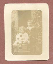 Devon Children  Small RP, Miss Cann  Kings Nympton Park Chulmleigh 1913    AH385