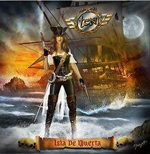 Ten - Isla de Muerta [New CD] Jewel Case Packaging