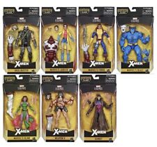 Marvel Legends X-men Wave Caliban BAF Set Of 7 Presale