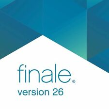 Makemusic Finale 26 Music Notation Software Academic Download **NEW Version**