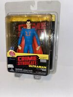 DC DIRECT CLASSIC CRIME SYNDICATE ULTRAMAN ACTION FIGURE Rare!