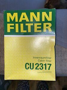 MANN CU2317 Cabin Filter