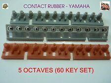 5 Octaves of Yamaha Key rubber contact PSR-S700 PSR-S900 PSR-S710 PSR-S910