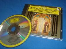 CD / BEETHOVEN SYMPHONIE N°9 DEUTSCHE GRAMMOPHON 419 598-2 / 1987 / MINT