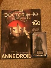 Eaglemoss Doctor Who figurine collection - #160: ANNE DROID (bad wolf)
