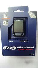 BBB MicroBoard Radcomputer  BCP-32W,  Schwarz, Art. 914  13 Funktionen    (G19))