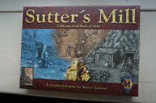 SUTTER's Mill (2008) jeu de société