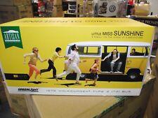 Greenlight 1/18 1978 Volkswagen T2 Bus Yellow & White little miss sunshine NIB