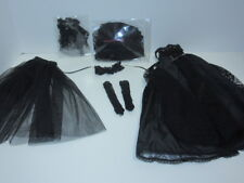 BJD Iplehouse KID Lisa The Addiction Vampire Outfit Dress w/ Wings