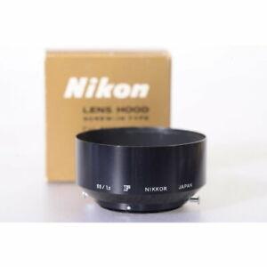 Nikon HN-6 Metallblende E-52 / Gegenlichtblende 52mm für das AI 1,2/55