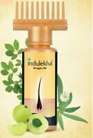 Indulekha Bringha Ayurvedic Hair Oil Selfie Bottle - 50 ML