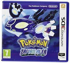 Pokemón: Zafiro Alfa (Nintendo 3DS, 2014)