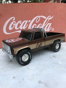 nylint chevy pickup custom fall guy truck
