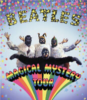 The Beatles: Magical Mystery Tour Blu-Ray (2013) John Lennon cert 12 ***NEW***