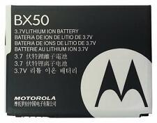 GENUINE MOTOROLA BX50 BATTERY for MOTOROLA  Q9 Q9M Q9H V9 V9M RAZR 2   920mAh NO
