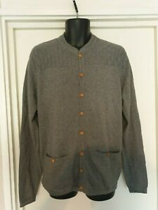 Mens Button Cardigan, By Fly53