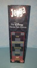 RARE NEW IN BOX Disney Hollywood Tower Hotel Theme Park Edition Jenga Game Set