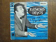 RAYMOND DEVOS EP FRANCE J'EN RIS J'EN PLEURE