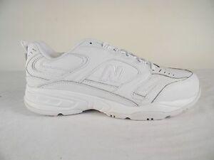 New Balance MX407N Mens Crosstrainer / Running Shoes - White All Sizes + Widths