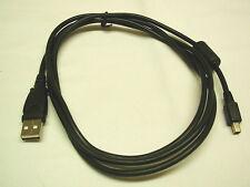 4p USB Cable For Konica Minolta DiMAGE 5, 7, 7Hi,7i 012