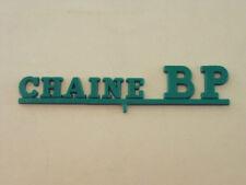 "ENSEIGNE  "" CHAINE BP ""  POUR  GARAGE  STATION  CIJ  ATOMIC  VROOM  1/43"
